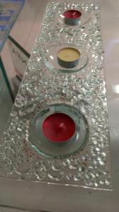 Piatto candele 2